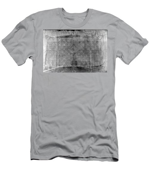 Original French Quarter Map Men's T-Shirt (Athletic Fit)