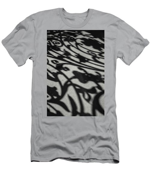 Men's T-Shirt (Athletic Fit) featuring the photograph Ornate Shadows by KG Thienemann