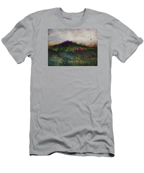 Other World 1 Men's T-Shirt (Slim Fit) by Ron Richard Baviello