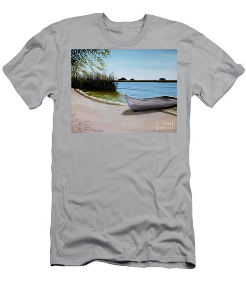 Our Beach Men's T-Shirt (Athletic Fit)