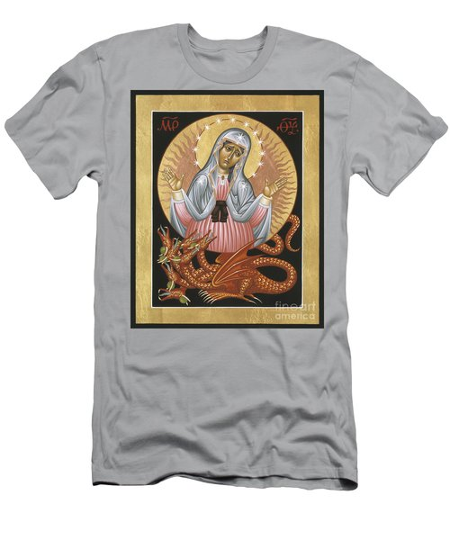 Our Lady Of The Apocalypse 011 Men's T-Shirt (Athletic Fit)