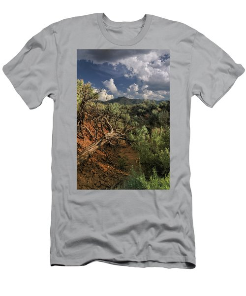 Out On The Mesa 2 Men's T-Shirt (Athletic Fit)