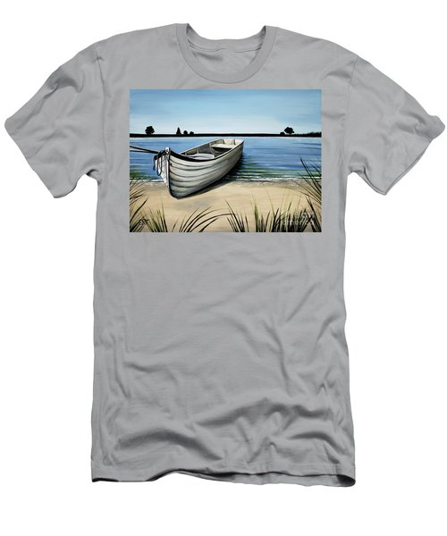 Out On The Water Men's T-Shirt (Athletic Fit)