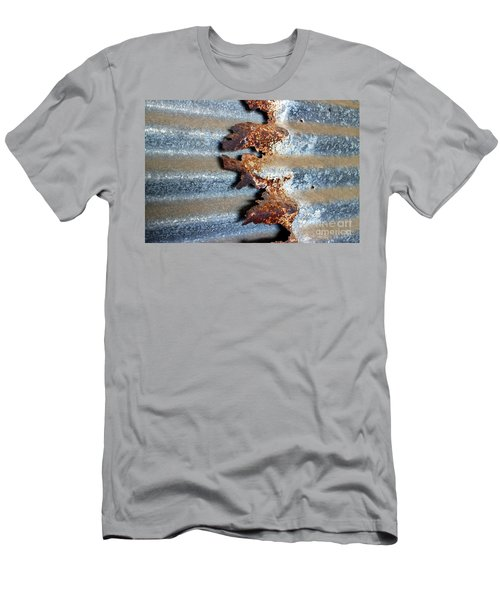 Men's T-Shirt (Athletic Fit) featuring the photograph Over And Above by Stephen Mitchell