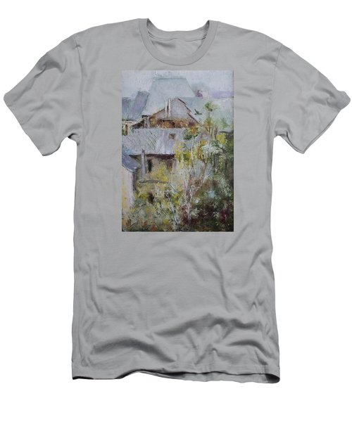 Over City Men's T-Shirt (Athletic Fit)
