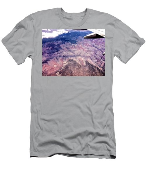 Over The Canyon Men's T-Shirt (Athletic Fit)