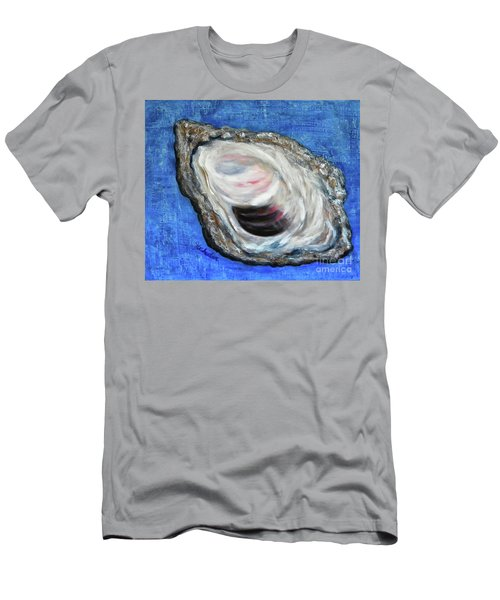 Oyster Shell 2 Men's T-Shirt (Athletic Fit)
