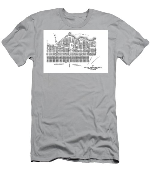 Pacific Grove May 7 1887 Men's T-Shirt (Athletic Fit)