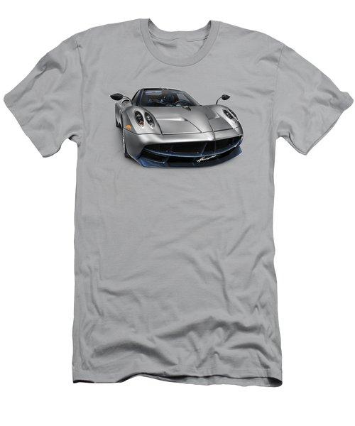 Pagani Huayra Exotic Sports Car Men's T-Shirt (Athletic Fit)