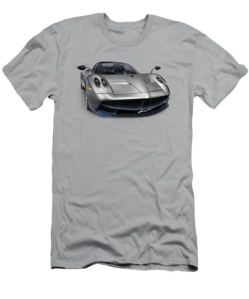 Pagani Huayra Exotic Sports Car Men's T-Shirt (Athletic Fit)