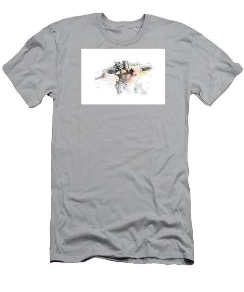 Page 16 Men's T-Shirt (Athletic Fit)
