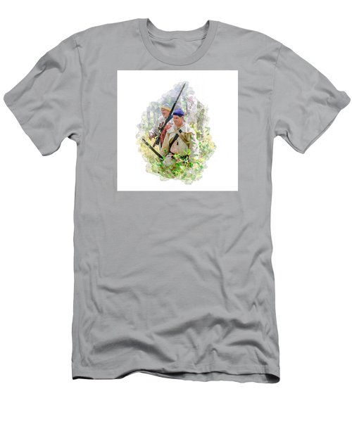 Page 34 Men's T-Shirt (Athletic Fit)