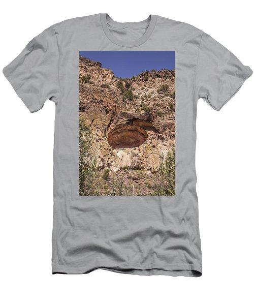 Painted Cave Ancient Art Men's T-Shirt (Athletic Fit)