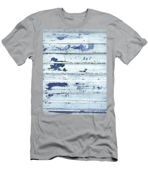 Painted Metal Surafce Men's T-Shirt (Athletic Fit)