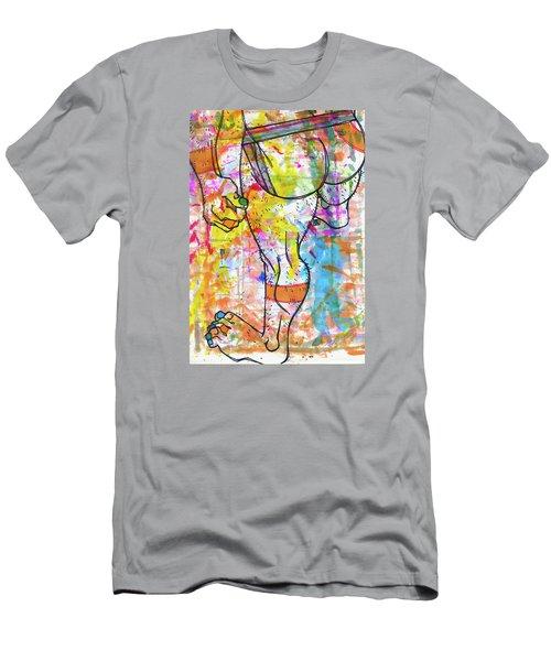 Palette Lad 9 Men's T-Shirt (Athletic Fit)