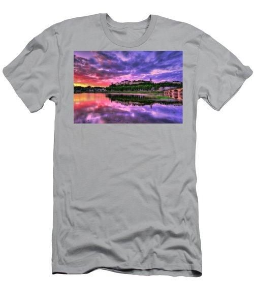 Palette Men's T-Shirt (Athletic Fit)