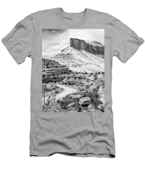 Palisade Island Mesa Men's T-Shirt (Athletic Fit)