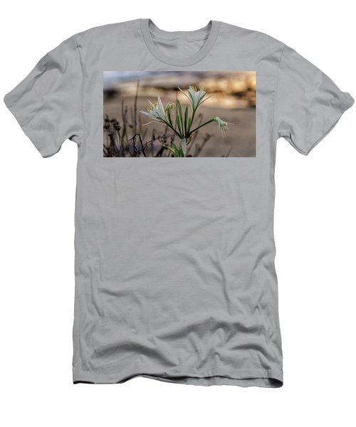 Pancratium Maritimum L. Men's T-Shirt (Athletic Fit)