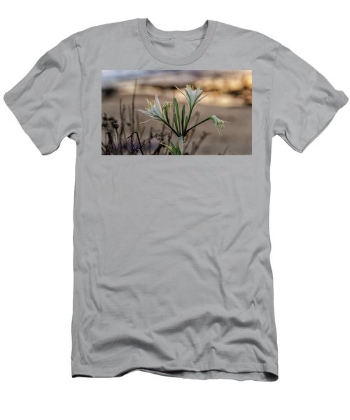 Pancratium Maritimum L. Men's T-Shirt (Athletic Fit)