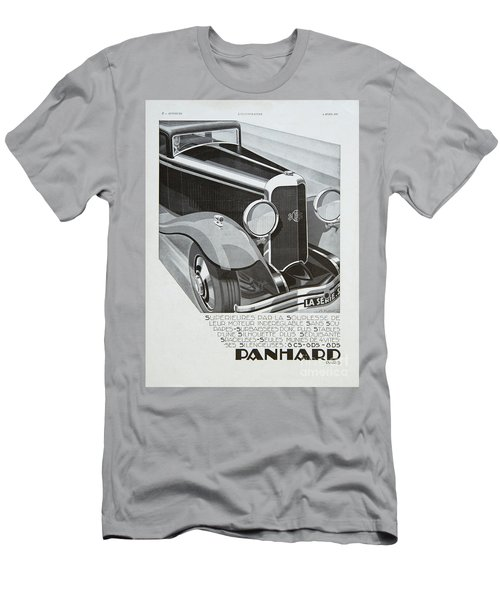 Panhard #8701 Men's T-Shirt (Athletic Fit)