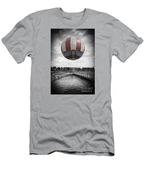 Panora Magique Men's T-Shirt (Slim Fit) by Roger Lighterness