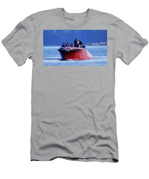 Pardon Me Men's T-Shirt (Athletic Fit)
