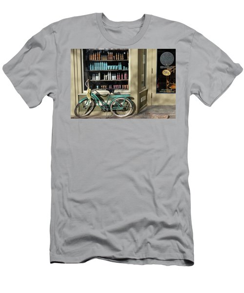 Parked Outside Men's T-Shirt (Athletic Fit)