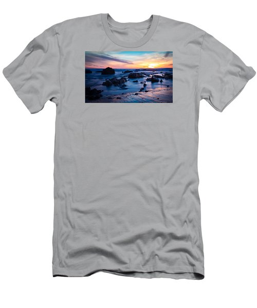 Pastel Fade Men's T-Shirt (Athletic Fit)