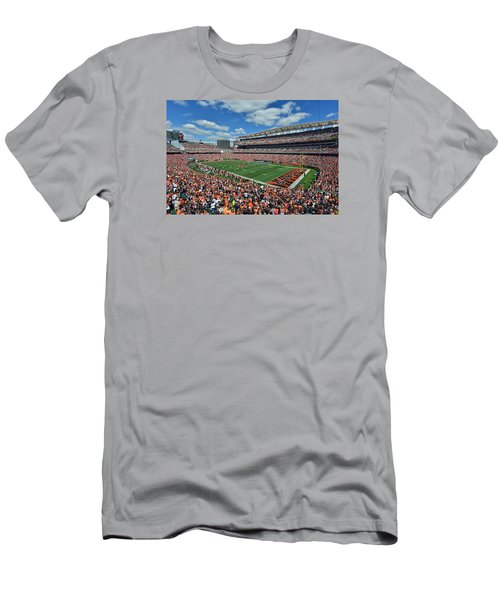 Paul Brown Stadium - Cincinnati Bengals Men's T-Shirt (Athletic Fit)