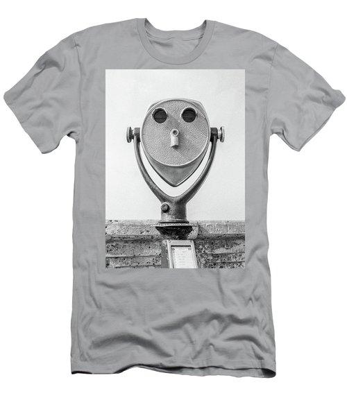 Pay Per View Men's T-Shirt (Athletic Fit)