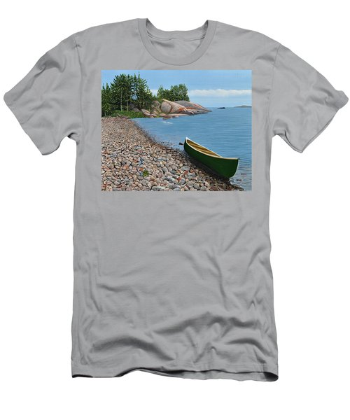 Pebble Beach Men's T-Shirt (Athletic Fit)