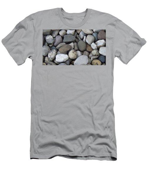 Pebbles 1 Men's T-Shirt (Athletic Fit)