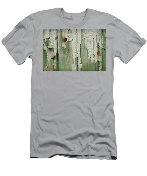 Men's T-Shirt (Slim Fit) featuring the photograph Peeling 3 by Mike Eingle