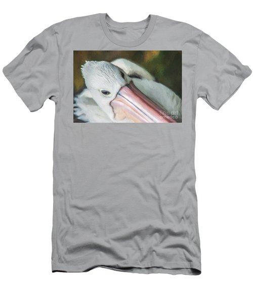 Pelican Brief   Go6 Men's T-Shirt (Athletic Fit)