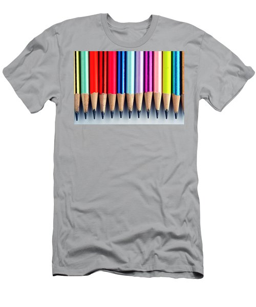 Pencils Men's T-Shirt (Athletic Fit)