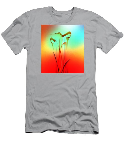 Penman Original- 398- Art For Peace Men's T-Shirt (Slim Fit) by Andrew Penman