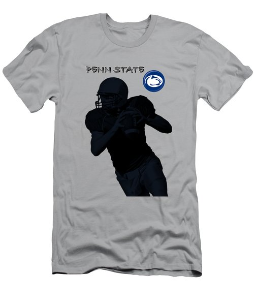 Penn State Football Men's T-Shirt (Athletic Fit)