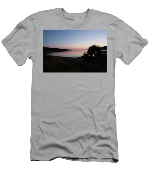 Pennyghael Sunset Men's T-Shirt (Athletic Fit)