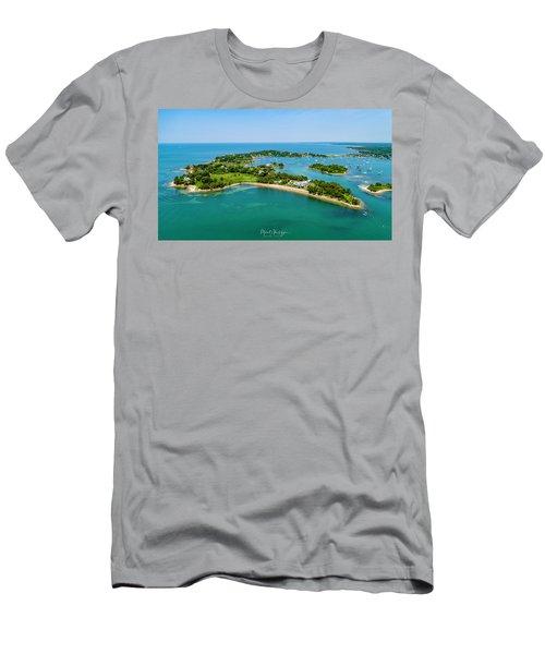 Penzance Point Men's T-Shirt (Athletic Fit)