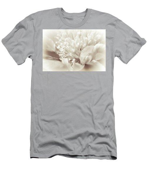 Peony 5 Men's T-Shirt (Slim Fit) by Bonnie Bruno