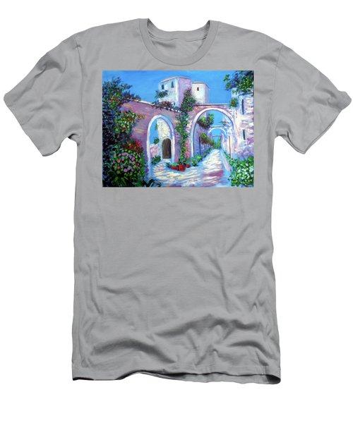 Percorso Paradiso Men's T-Shirt (Athletic Fit)