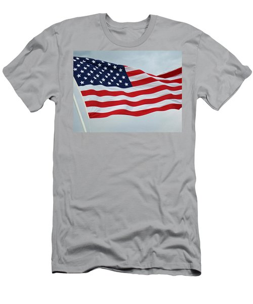 Perfect Flag Men's T-Shirt (Athletic Fit)