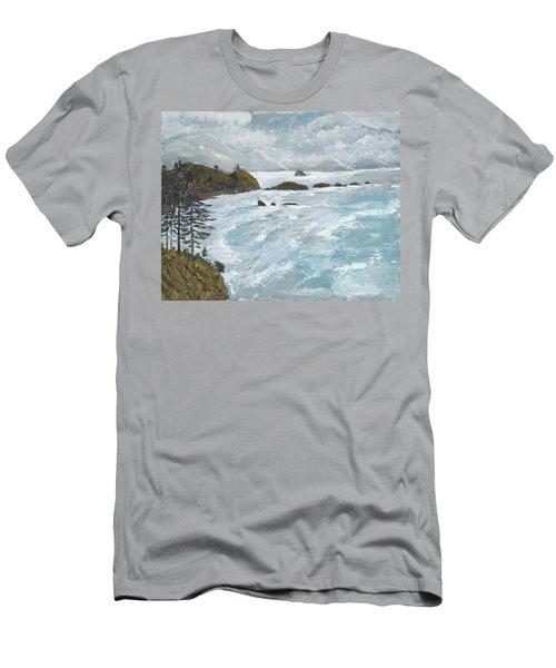 Perspective Men's T-Shirt (Athletic Fit)
