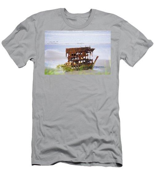 Peter Iredale Men's T-Shirt (Athletic Fit)