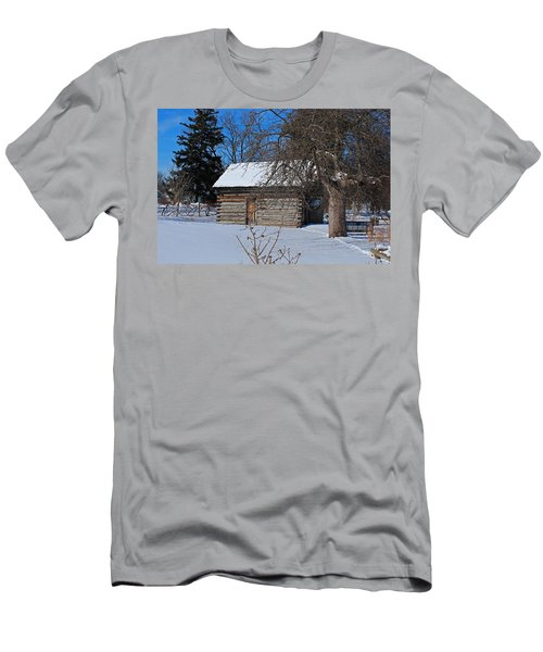 Peter Navarre Cabin II Men's T-Shirt (Athletic Fit)