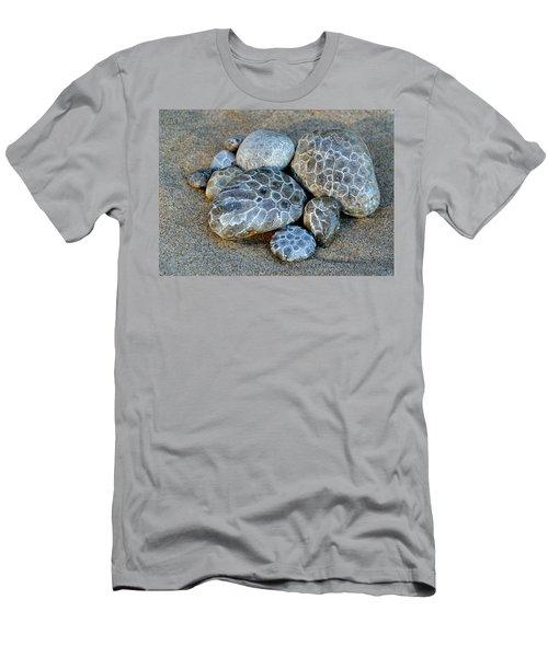 Petoskey Stones Men's T-Shirt (Athletic Fit)