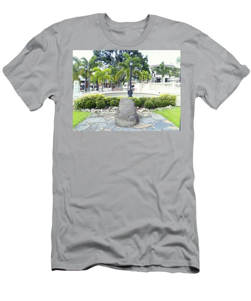 Petroglifo Boricua Men's T-Shirt (Athletic Fit)