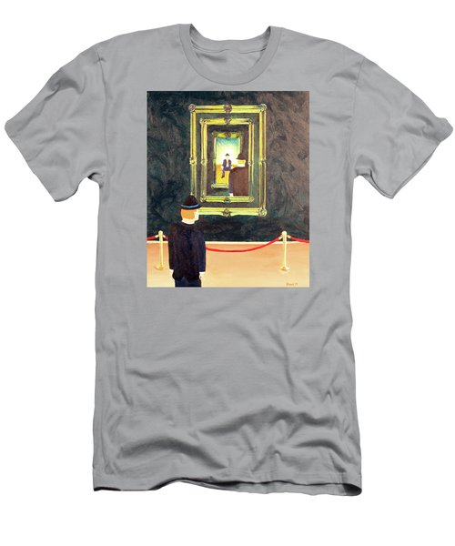 Pictures At An Exhibition Men's T-Shirt (Slim Fit)