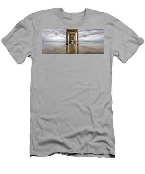 Pier Review Men's T-Shirt (Athletic Fit)