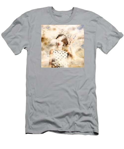 Men's T-Shirt (Athletic Fit) featuring the photograph Pin-up Your Dreams by Jorgo Photography - Wall Art Gallery